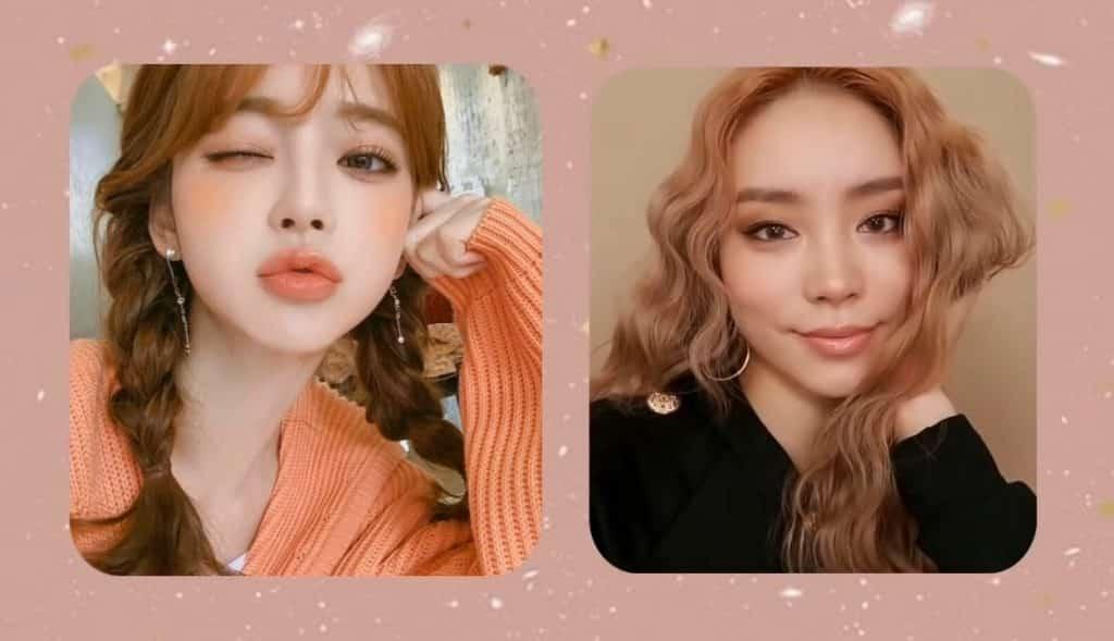 Maquillaje coreano
