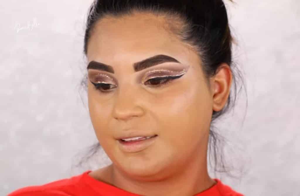 Tutorial de maquillaje - Novia hindú