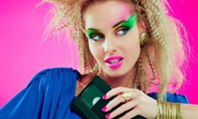 maquillaje en los años 80 2020 divino maquillaje