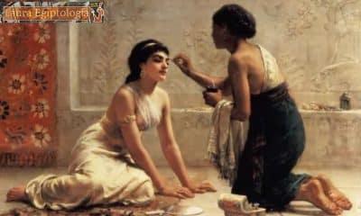 Historia del maquillaje (actualizado 2020)