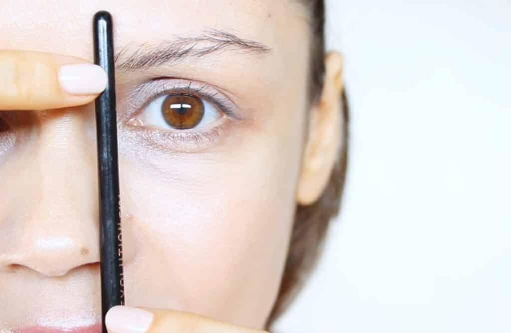 Como definir las cejas según el tipo de rostro