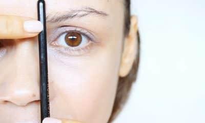 Como definir las cejas