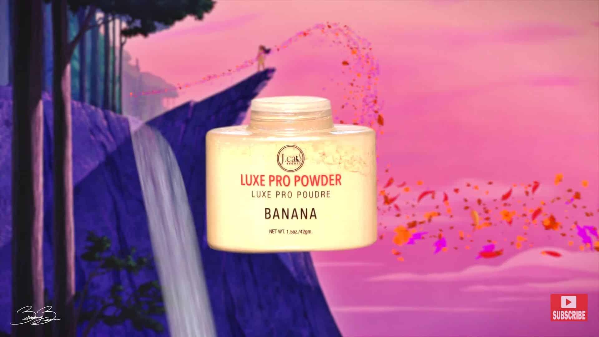 Maquíllate como la princesa Pocahontas,BrittanyBearMakeup 2020.polvo de banana. luxe pro powder.