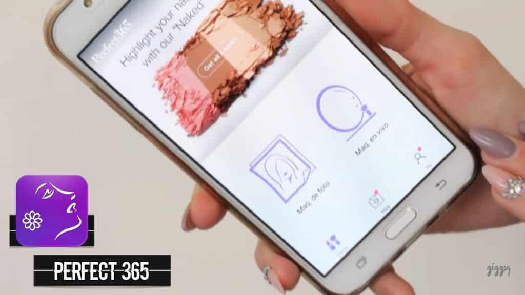 Tres app que toda chica debe tener en su celular Giggsy 2020, PERFEC 365