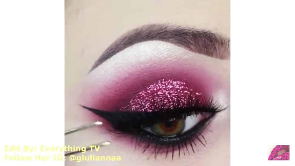 Hermosos diseños de fantasía para los ojos Samantha Hermoso 2020, resultado final
