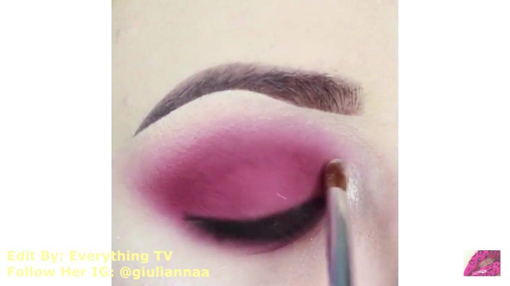 Hermosos diseños de fantasía para los ojos Samantha Hermoso 2020, sombra blanca en el lagrimal