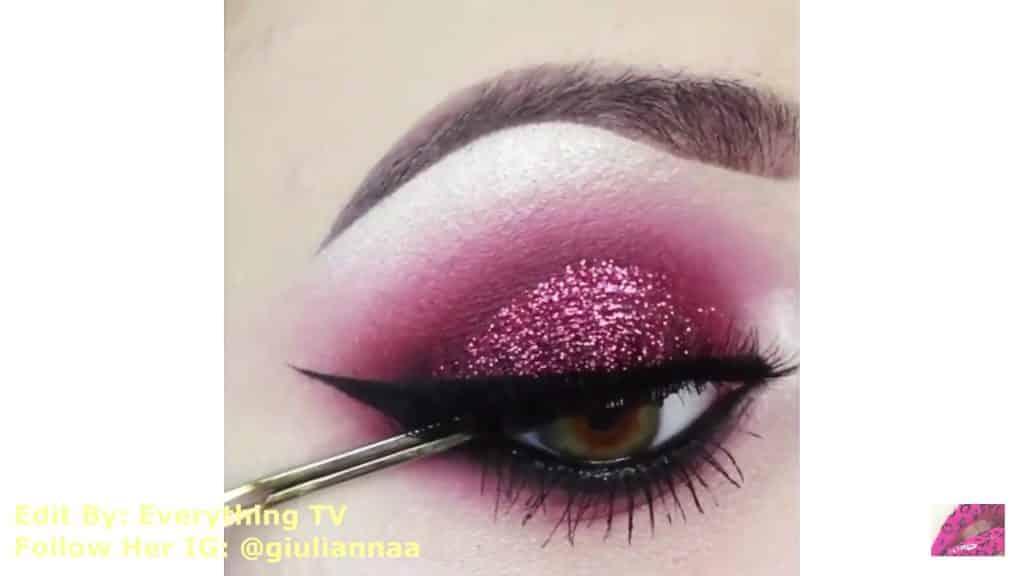 Hermosos diseños de fantasía para los ojos Samantha Hermoso 2020, Pestañas postizas.