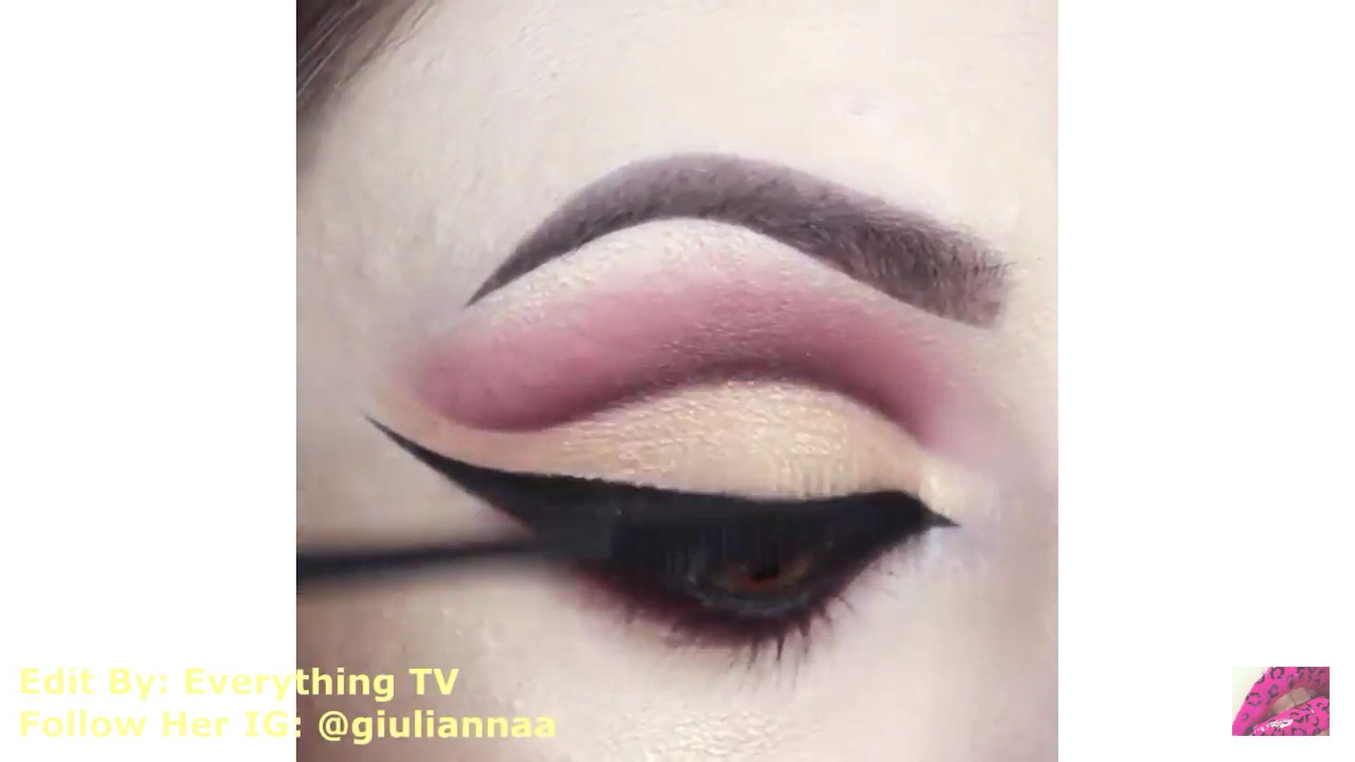 Hermosos diseños de fantasía para los ojos Samantha Hermoso 2020, delineador, pestañas postizas
