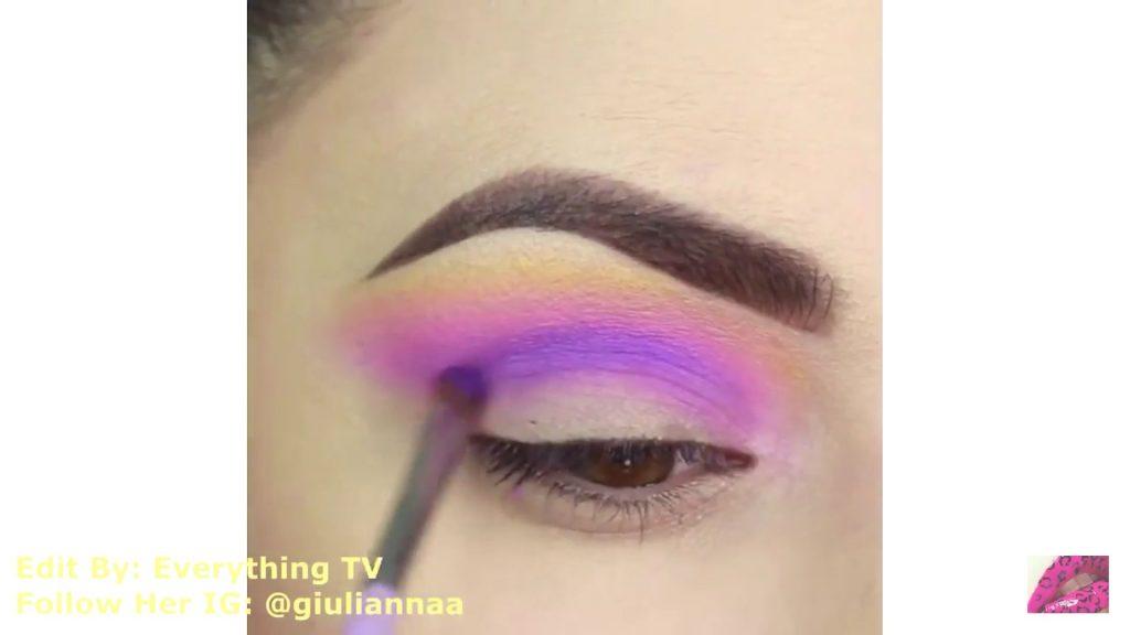 Hermosos diseños de fantasía para los ojos Samantha Hermoso 2020, degradado de colores