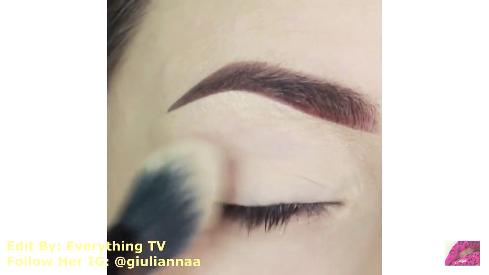 Hermosos diseños de fantasía para los ojos Samantha Hermoso 2020, Corrector y polvo translucido