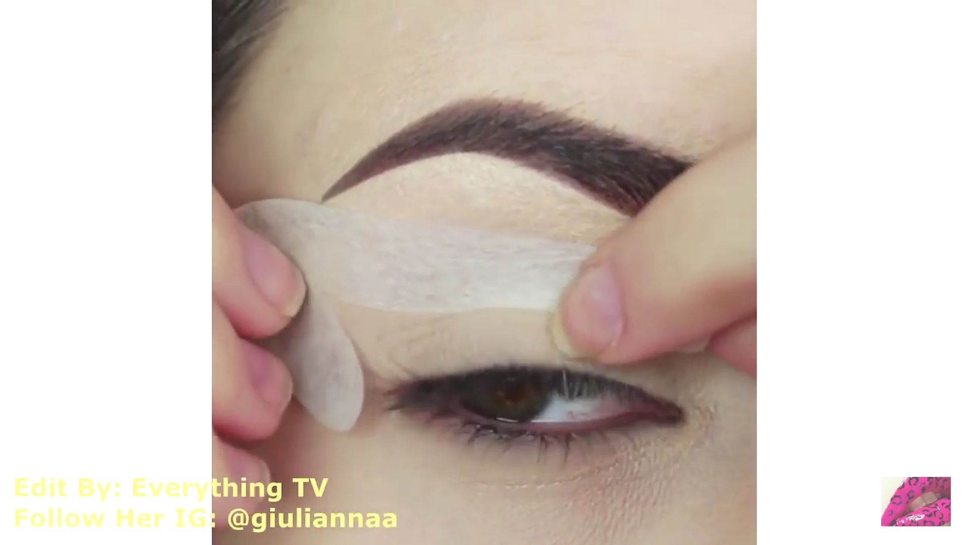 Hermosos diseños de fantasía para los ojos Samantha Hermoso 2020, cinta adhesivas para los ojos