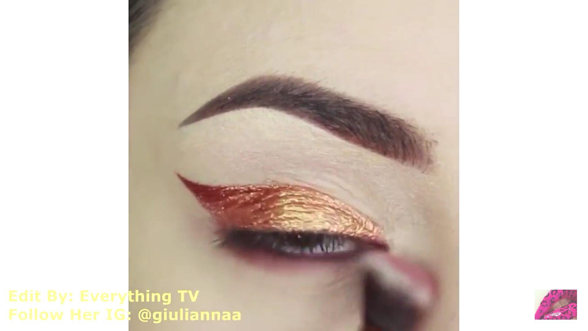 Hermosos diseños de fantasía para los ojos Samantha Hermoso 2020, QUITAR LA CINTAS ADHESIVAS