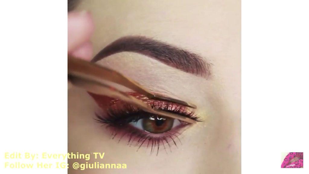 Hermosos diseños de fantasía para los ojos Samantha Hermoso 2020, pestanas postizas