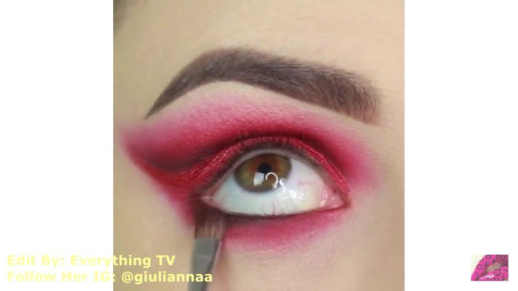 Hermosos diseños de fantasía para los ojos Samantha Hermoso 2020, delineado por debajo de la linea de agua