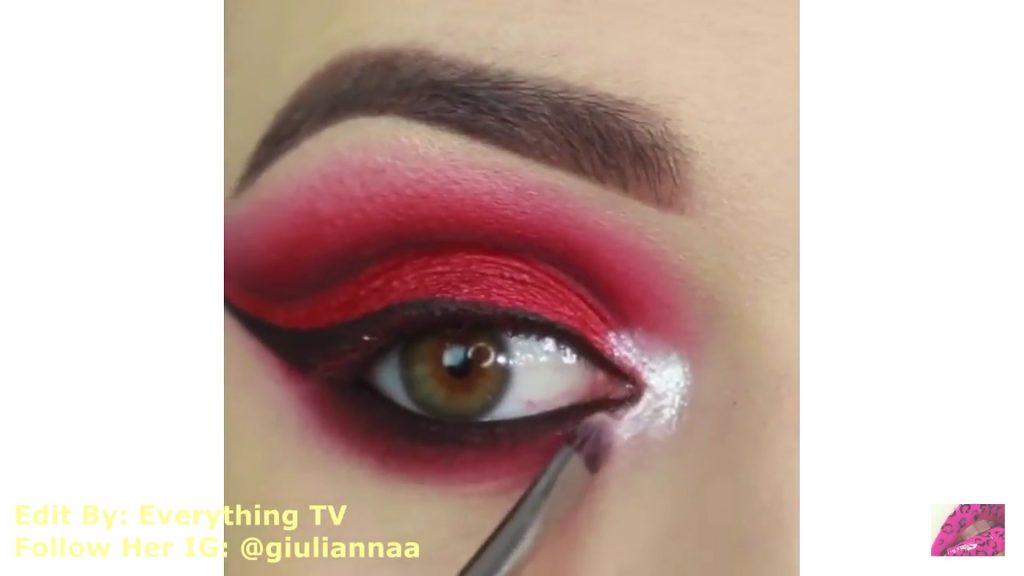 Hermosos diseños de fantasía para los ojos Samantha Hermoso 2020, brillo en el lagrimal