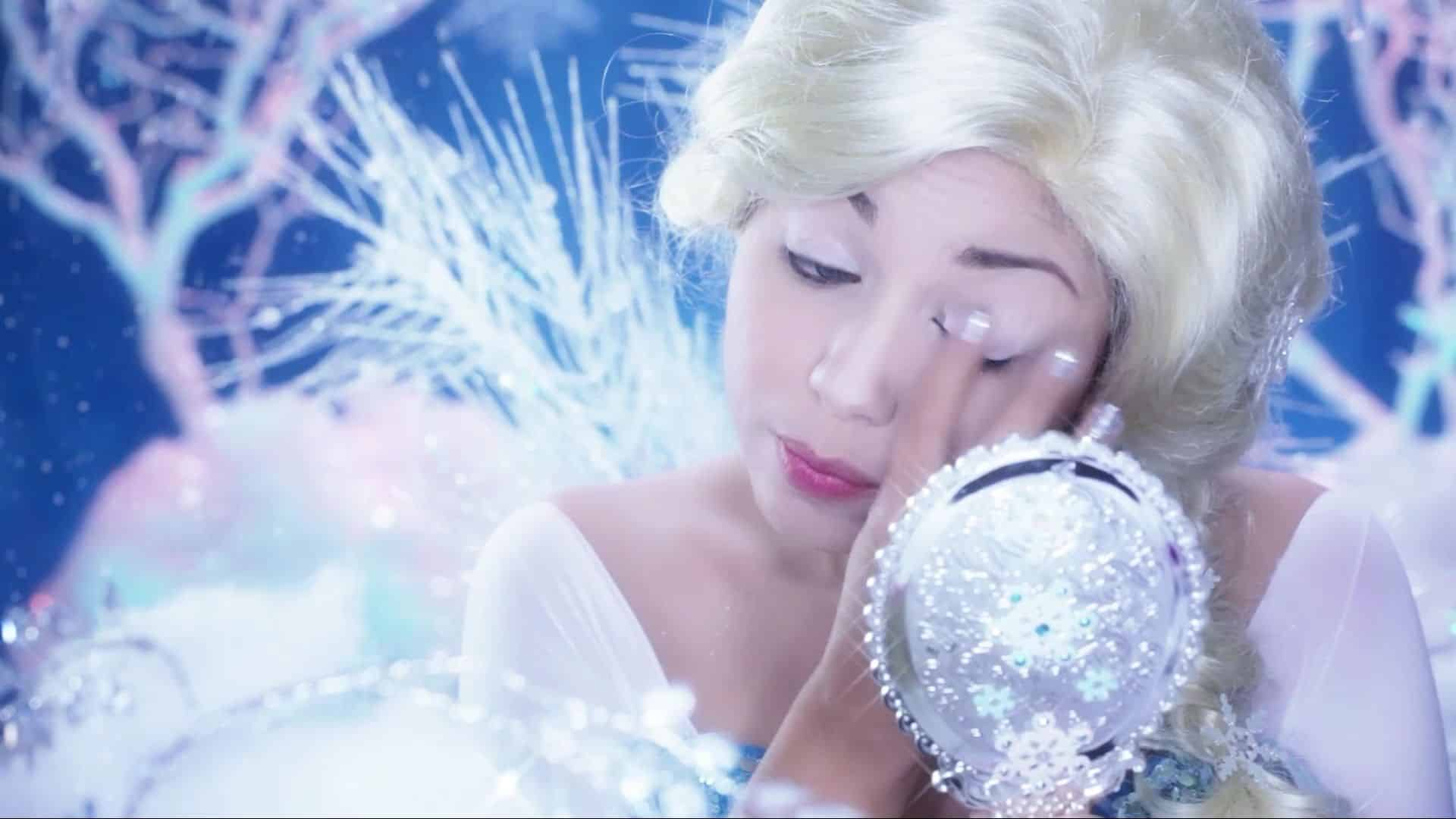 Maquíllate como la princesa Elsa Charisma Star 2020, corrector de ojos