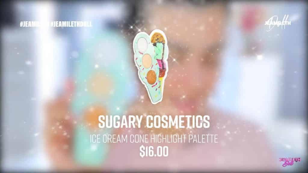 sugary cosmetics colección 2020 Jeamileth Doll2020,iluminador