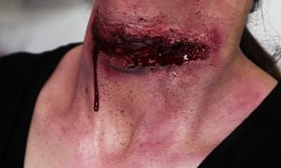 Como hacer sangre falsa o de mentira para halloween 2020