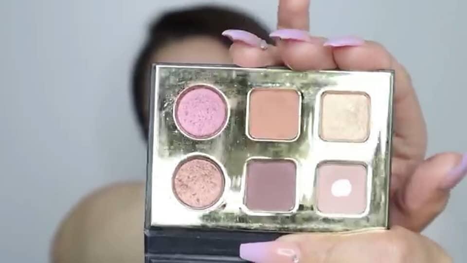 candy makeup maquillaje natural paso a paso 2020 paleta sombras