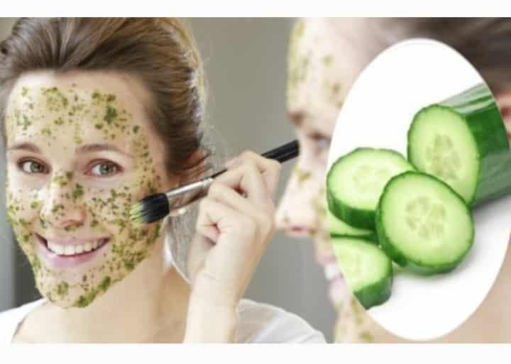 Beneficios Elaboración Y Aplicación De La Mascarilla De Pepinos Para Manchas Y Arrugas Divino Maquillaje