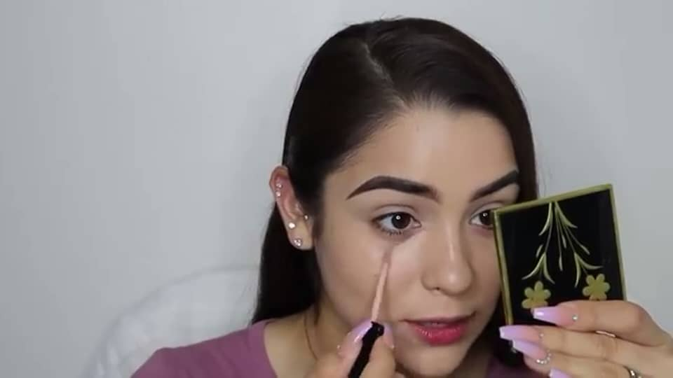 candy makeup maquillaje natural paso a paso 2020 corrector aplicado