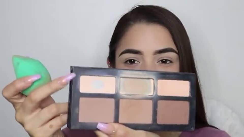candy makeup maquillaje natural paso a paso 2020 contorno mejilla