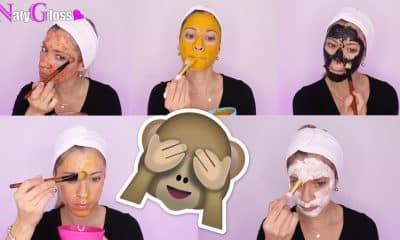 5 mascarillas para el rostro fáciles, naturales y ecológicas 2020