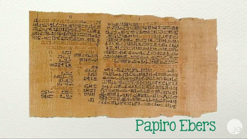 ¿Por qué nos maquillamos? curiosa mente 2020, Papiro,tratado médicos más antiguos, recetas de belleza.
