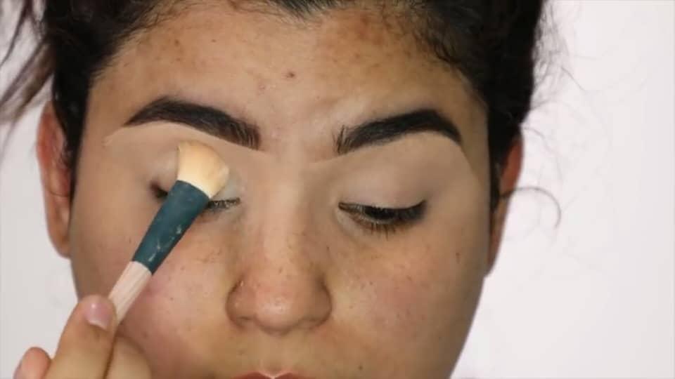 Rocibella maquillaje de novia fácil 2020 sellamos con polvos compactos