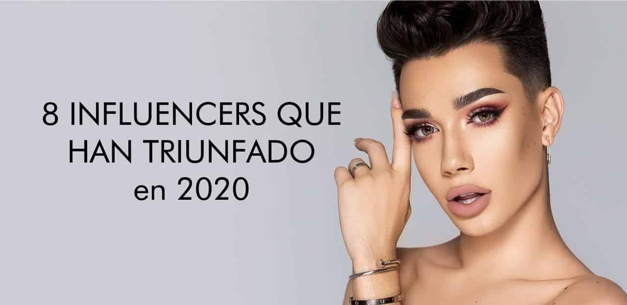 Los influencers y makeup artistas que han triunfado en 2020