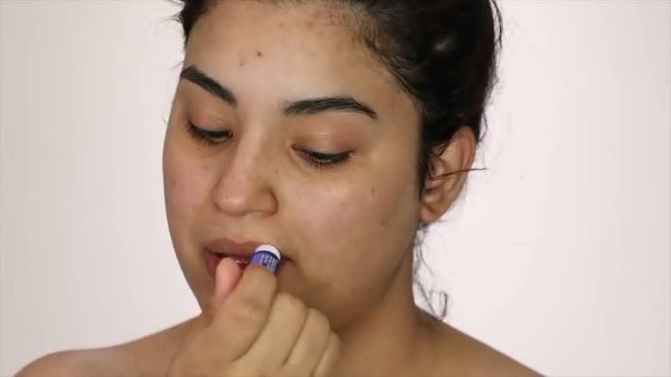 Rocibella maquillaje de novia fácil 2020 hidratamos labios