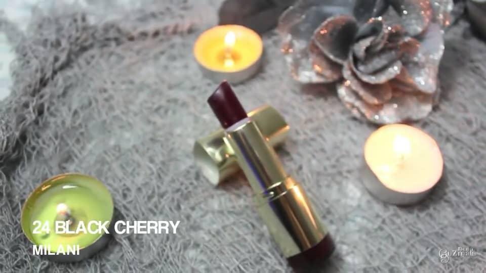 maquillaje de bruja 2020 nena guzman labial rojo