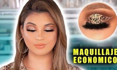 ¡Tutorial! Aprende a maquillar tus ojos de animal print con Roccibella