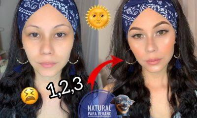 ¡Maquillaje de verano 2020! Aprende a maquillarte paso a paso de manera natural con este tutorial