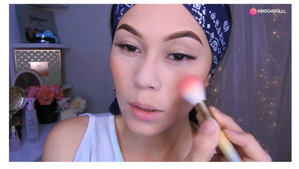 Â¡Maquillaje de verano 2020! Aprende a maquillarte paso a paso de manera natural con este tutorial rubor