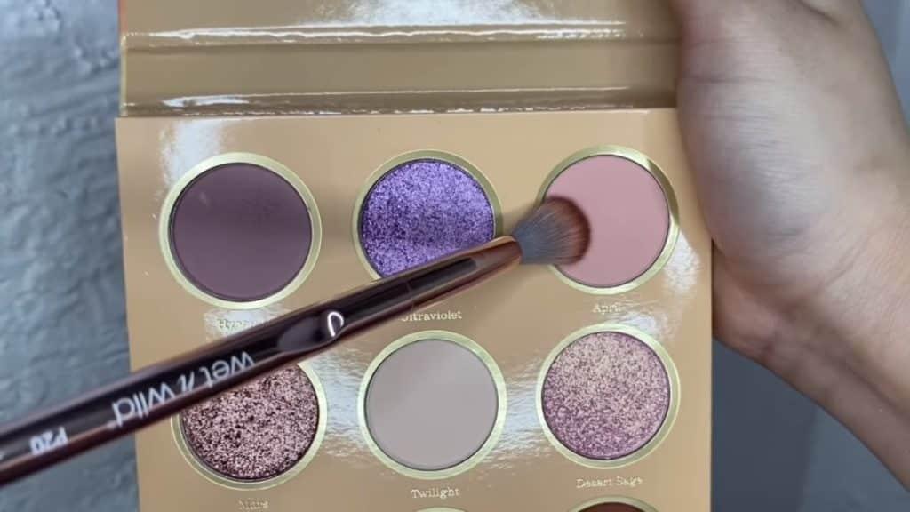 maquillaje para adolescentes 2020 anel flynn sombra april paleta she glam desert palette