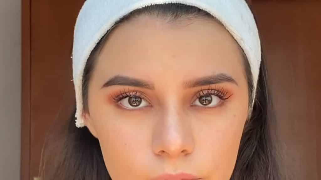 maquillaje para adolescentes 2020 anel flynn maquillamos pestañas
