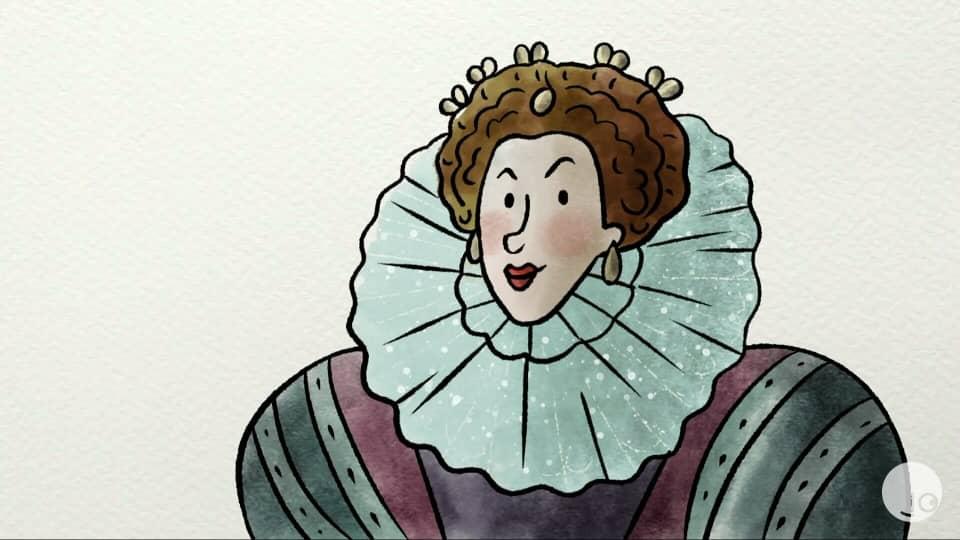 ¿Por qué nos maquillamos? curiosa mente 2020, Reina Isabel, labial rojo, tendencia de belleza