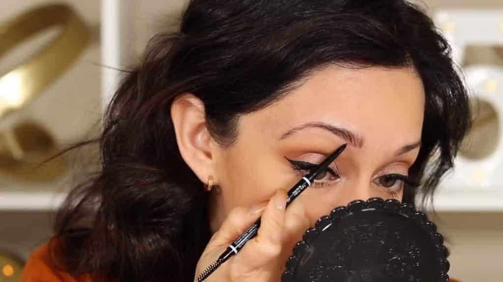 Maquillaje de cejas tendencias 2020 Rosy McMichael y Nyx Professional Makeup maquillamos los pelitos
