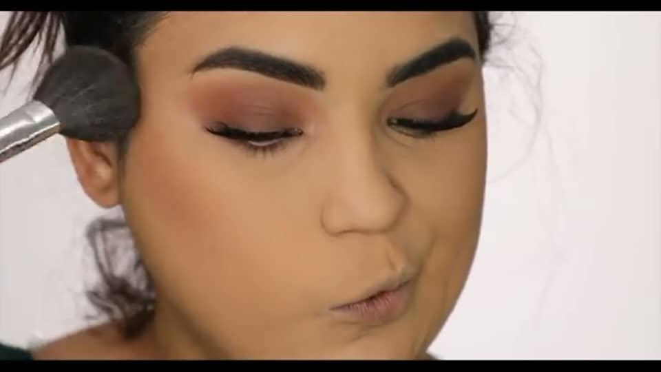 Maquillaje de bodas fácil que combina con todos los colores de piel
