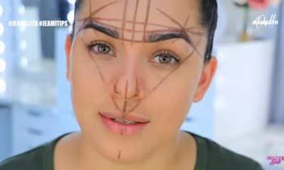 aprende a realizar un diseño de cejas perfecto y fácil