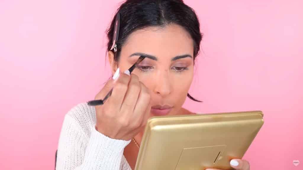 Maquillaje natural fácil 2020 eva davis maquillamos cejas