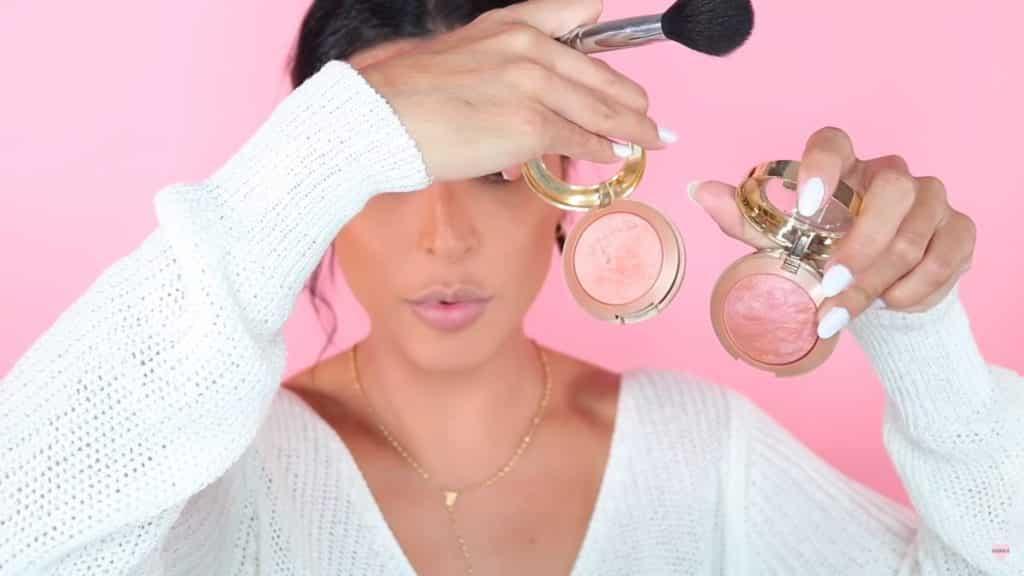 Maquillaje natural fácil 2020 eva davis aplicamos colorete