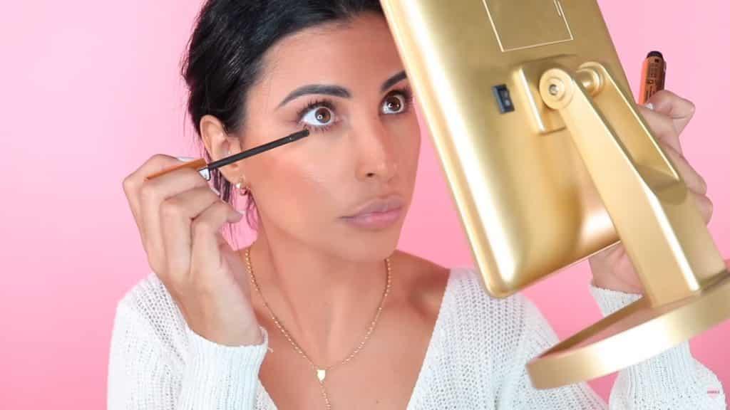 Maquillaje natural fácil 2020 eva davis maquillamos las pestañas inferiores