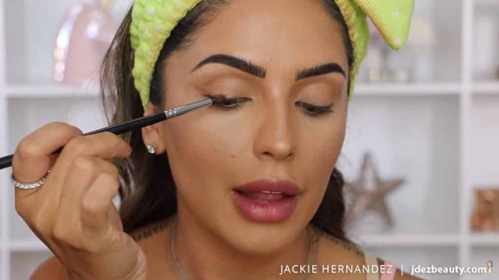 Foxy Eyes con Jackie Hernadez