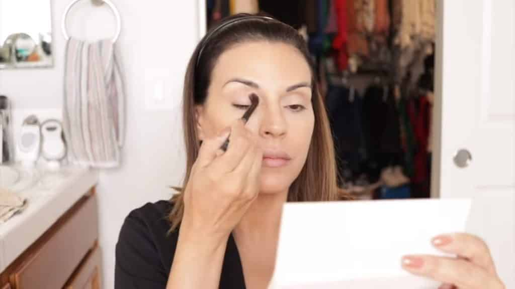 Maquillaje de ojos: Agrandar ojos pequeños, 40 años y más