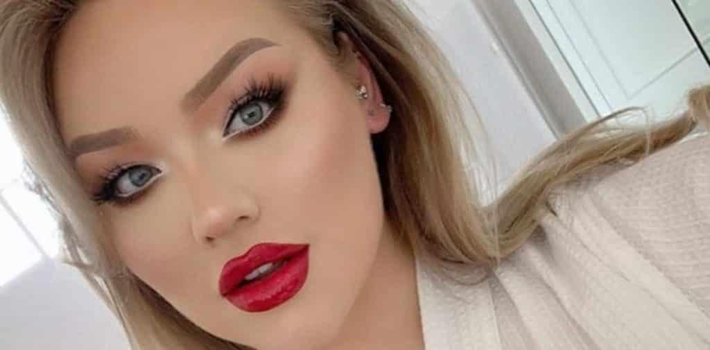 NikkieTutorials maquillada