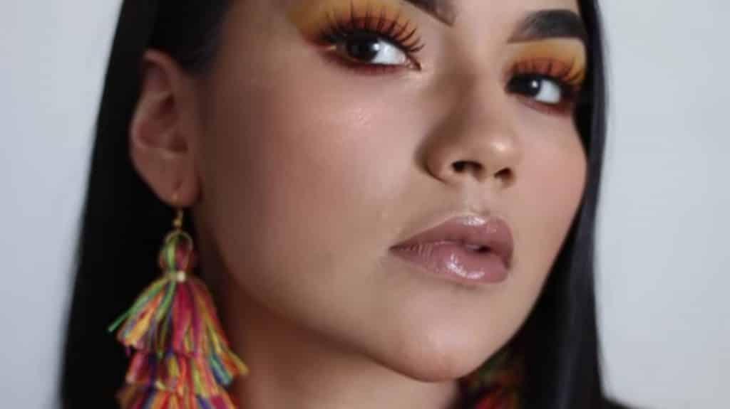 Técnica de maquillaje Sunset Makeup