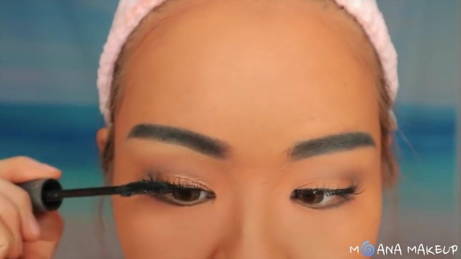 Maquíllate como Moana fukuse yuuriマリリン 2020. rimel o mascara de pestañas