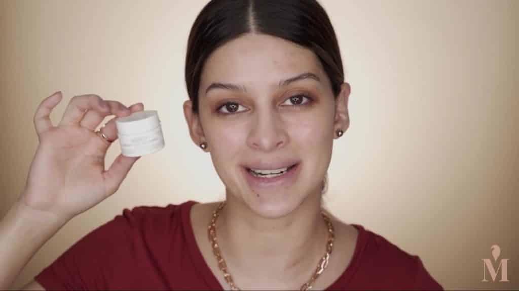 Maquillaje de verano duradero Mariana Zambrano 2020. PREPARAR EL ROSTRO PARA EL MAQUILLAJE.
